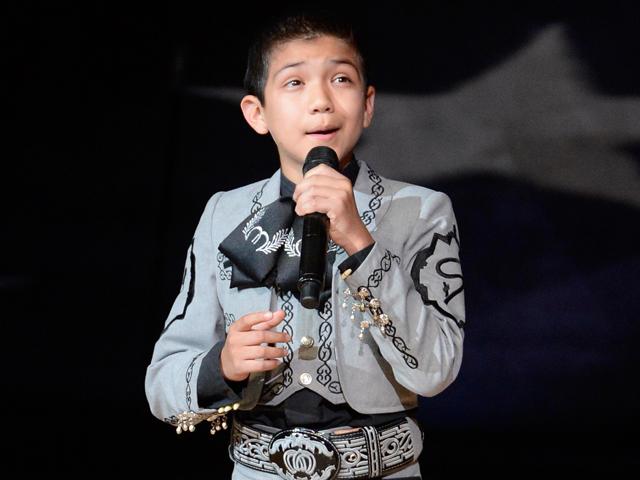 11-year-old 'Got Talent' singer responds to racist slurs after anthem - TODAY.com