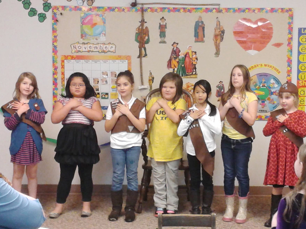 town rallies to aid girl scouts hoaxed out of 24 000