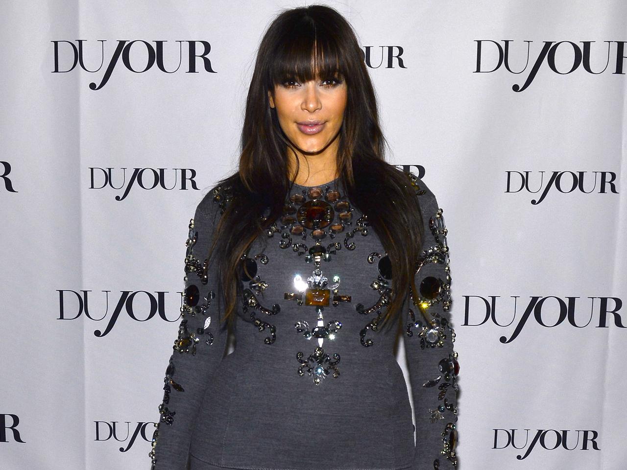 Znalezione obrazy dla zapytania kim kardashian fat