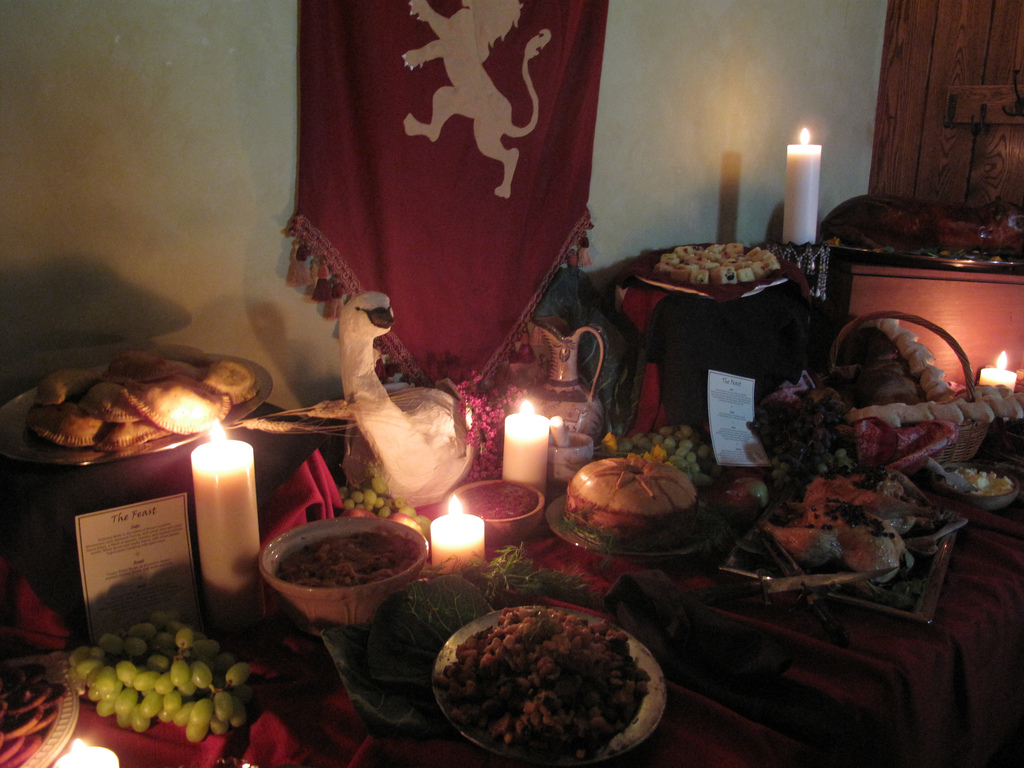 Party Like A Lannister Try These Game Of Thrones Inspired Recipes