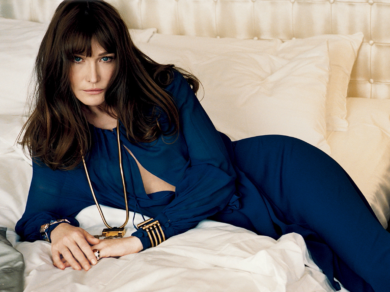 Carla Bruni On Media They Get Really Nasty Today Com