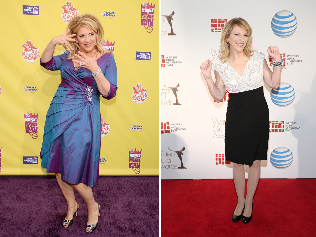 Lisa Lampanelli Drops Over 100 Pounds With Weight Loss Surgery