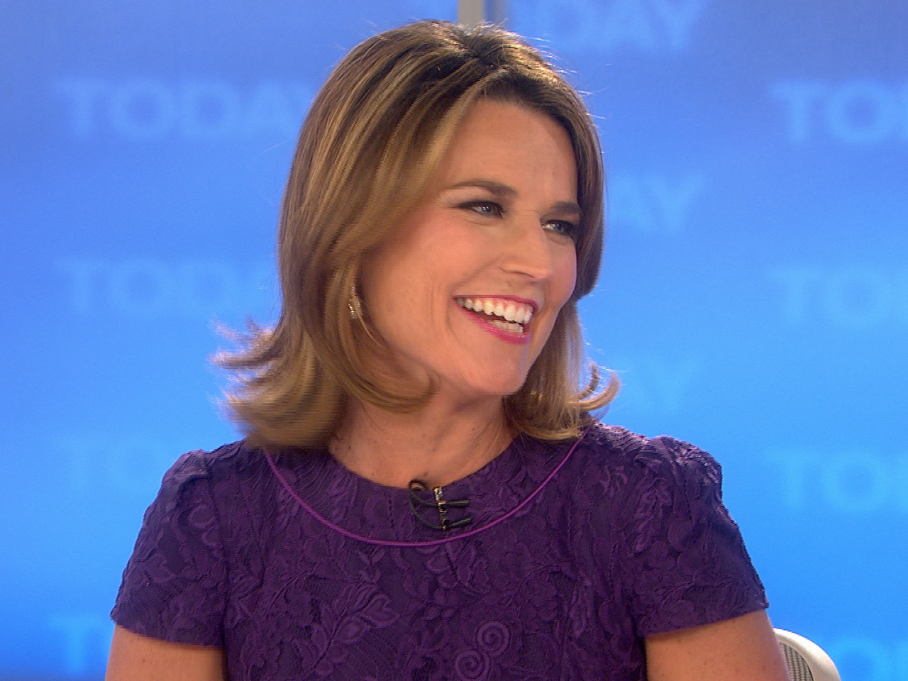 savannah guthrie is engaged