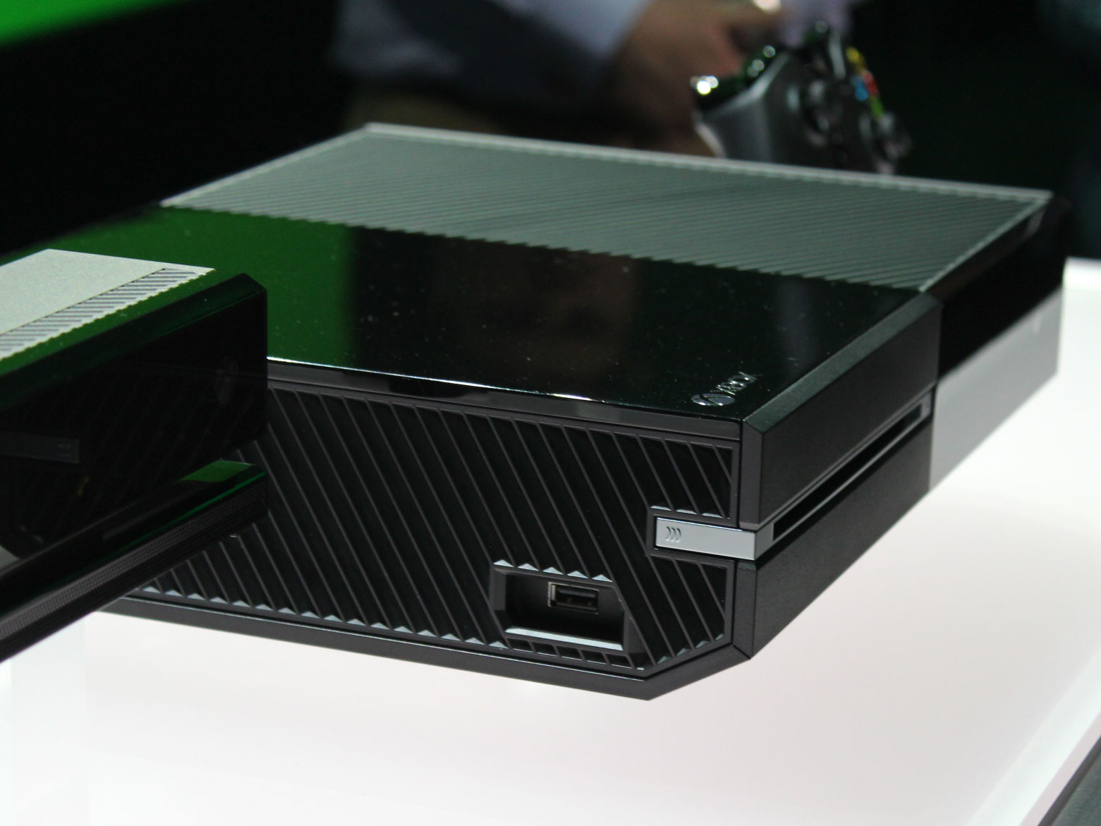 the new console of - photo #31