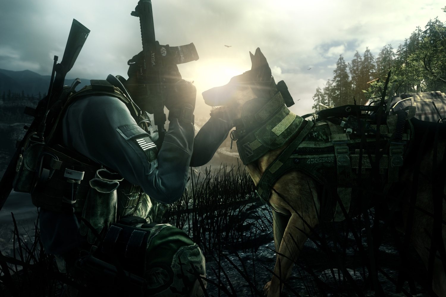 Gamers are particularly excited about the opportunity to play as a dog—a first for the series.