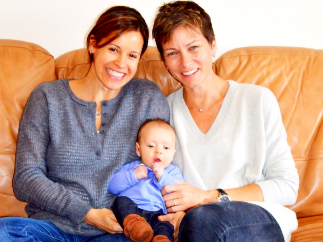 Jenna Wolfe New Baby Harper Has A Bff Already Today Com