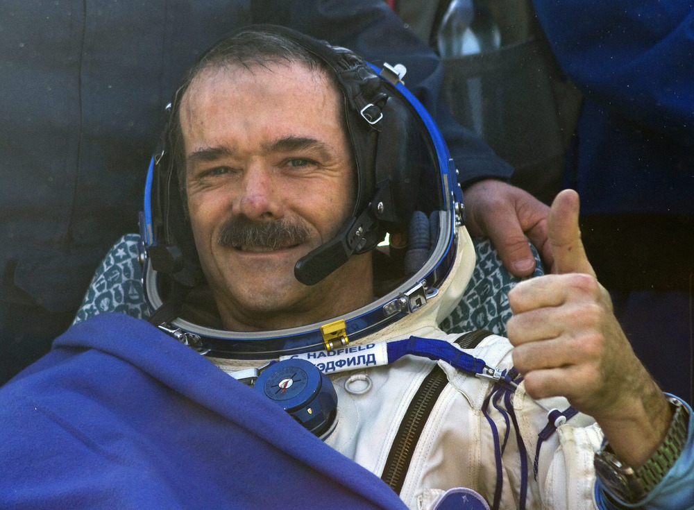 Image: Chris Hadfield
