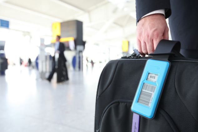 Digital Bag TAg being developed by British Airways.