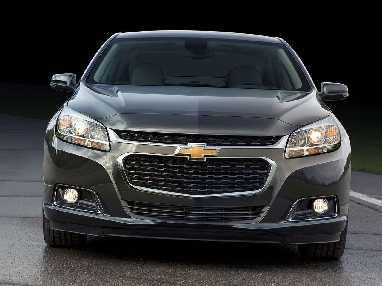 the 2014 malibu s front fascia features a new more prominent. Cars Review. Best American Auto & Cars Review