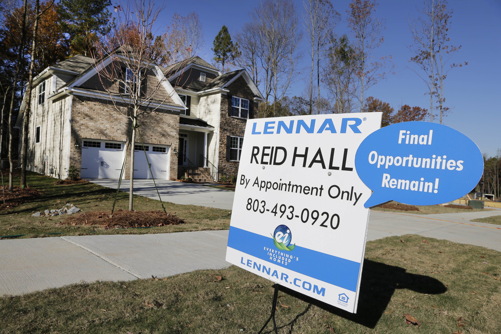Fewer Americans bought pre-owned homes last month, spooked by higher rates and by the government shutdown.