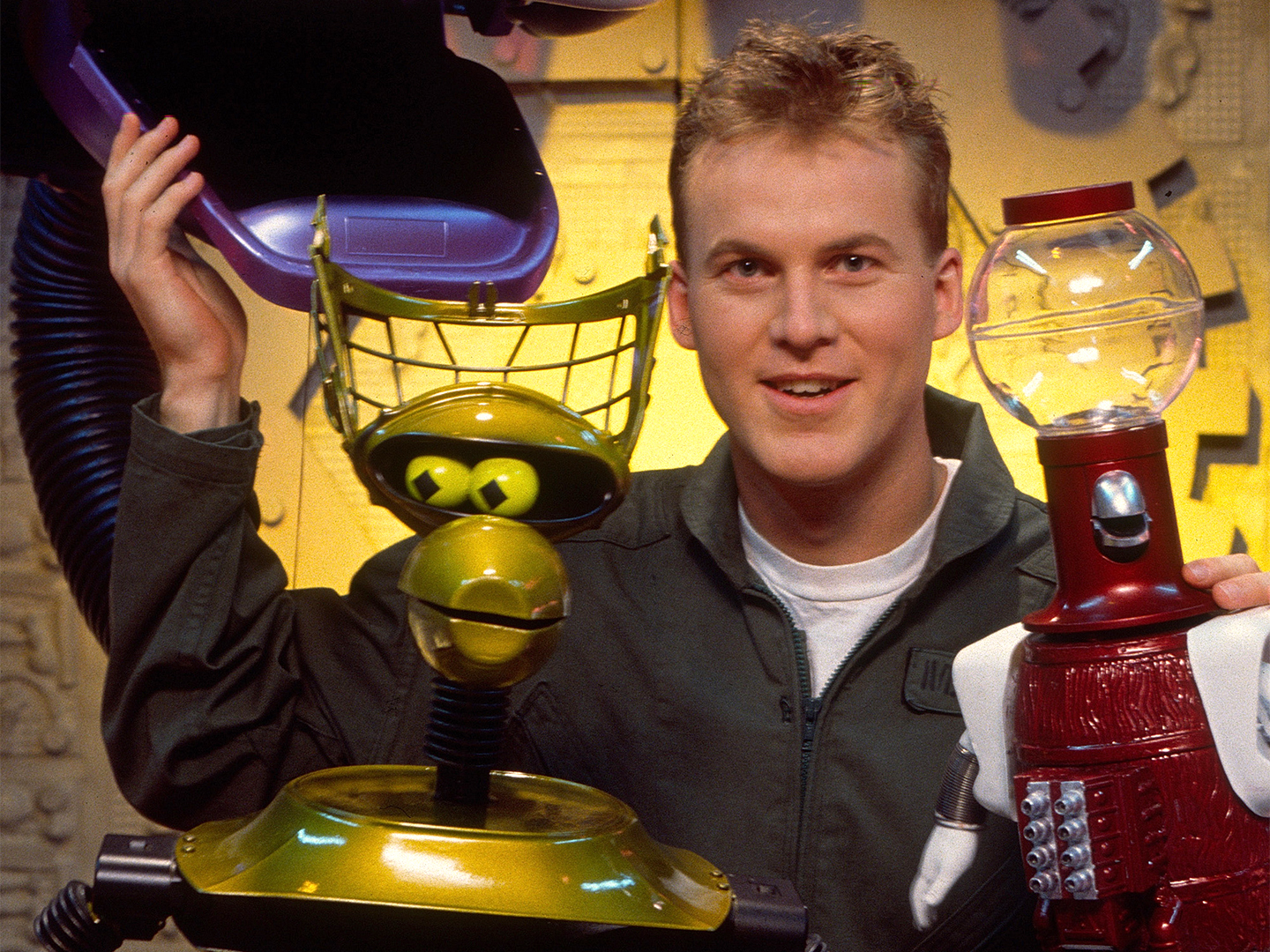 Image result for mystery science theater 3000 mike nelson