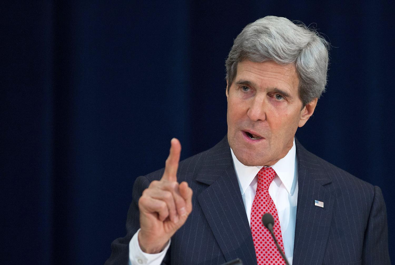 John Kerry Kerry: egyptian revolution '