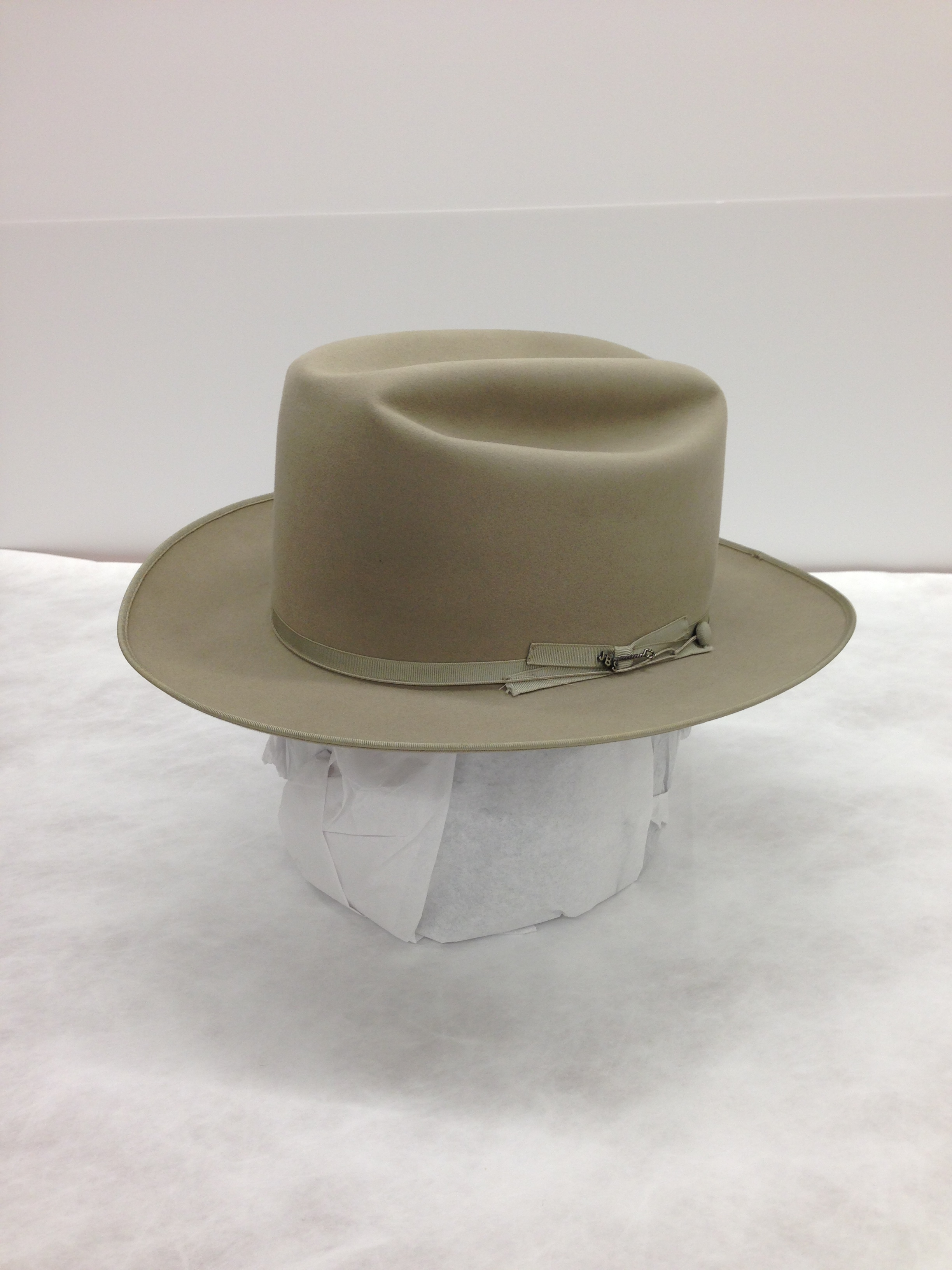 Texas Hat John F Kennedy Would Never Wear F2D11637673 on Latest White House Briefing