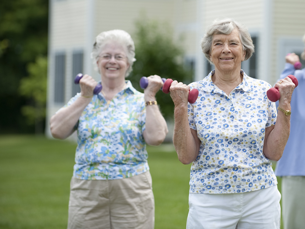 Being physically fit may help prevent memory decline, a new study suggests.