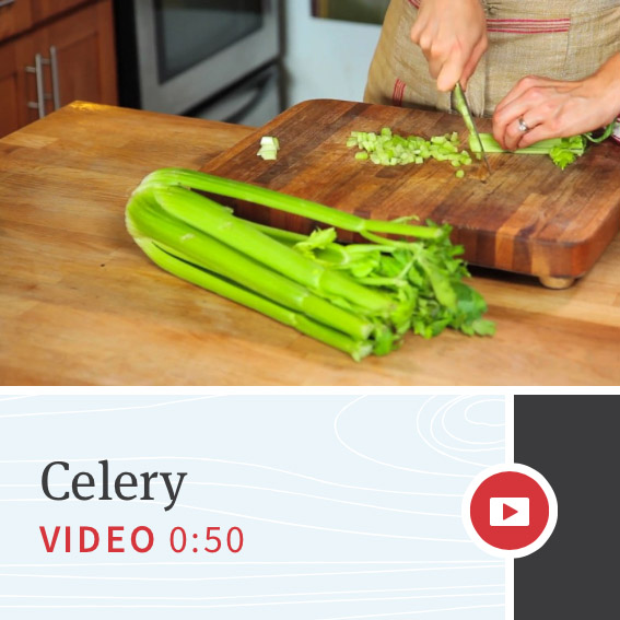 Kitchen Knife Skills provides video tutorial on how to chop, slice, dice, and mince.