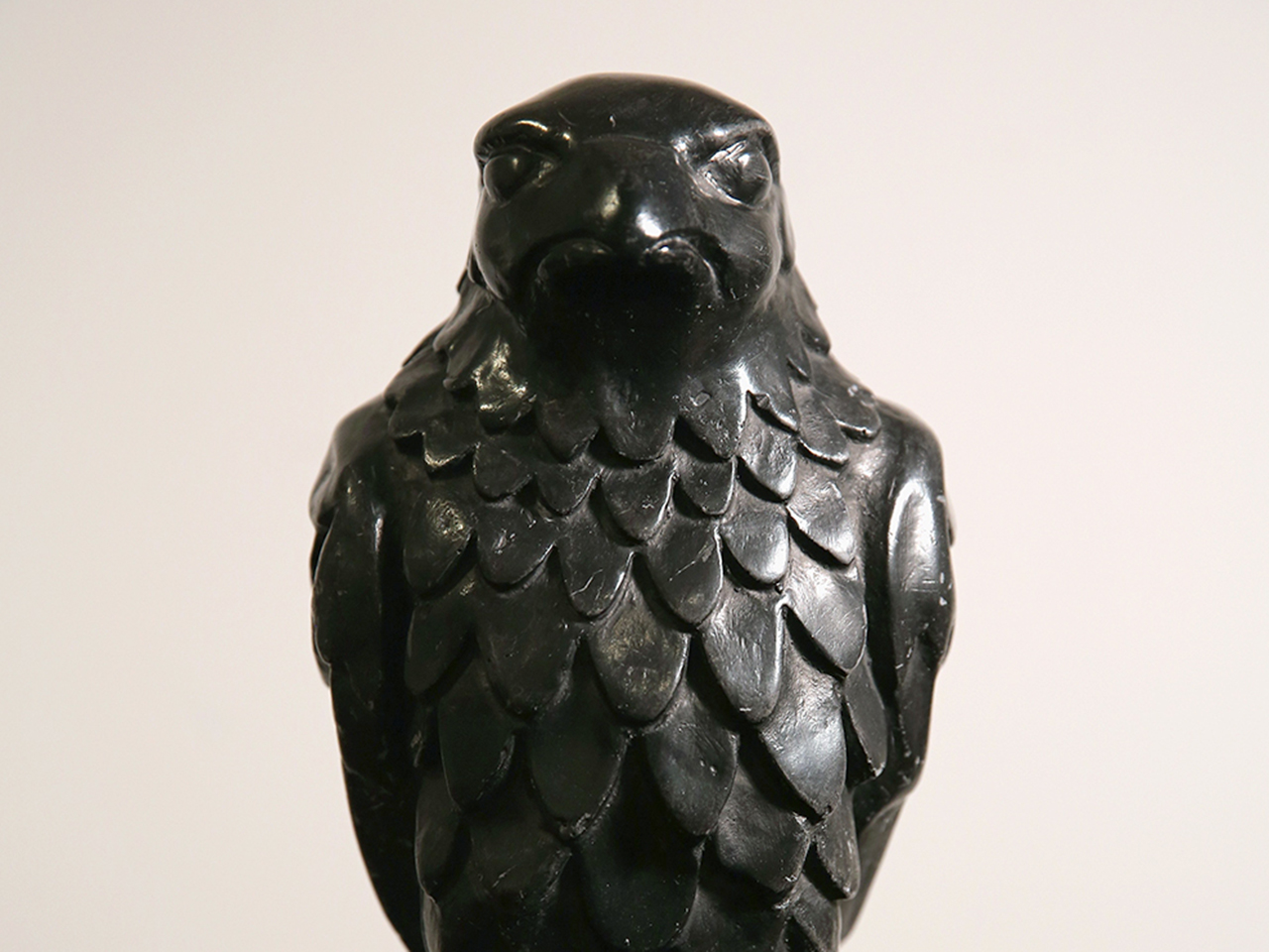 maltese falcon statue sells for over 4 million at