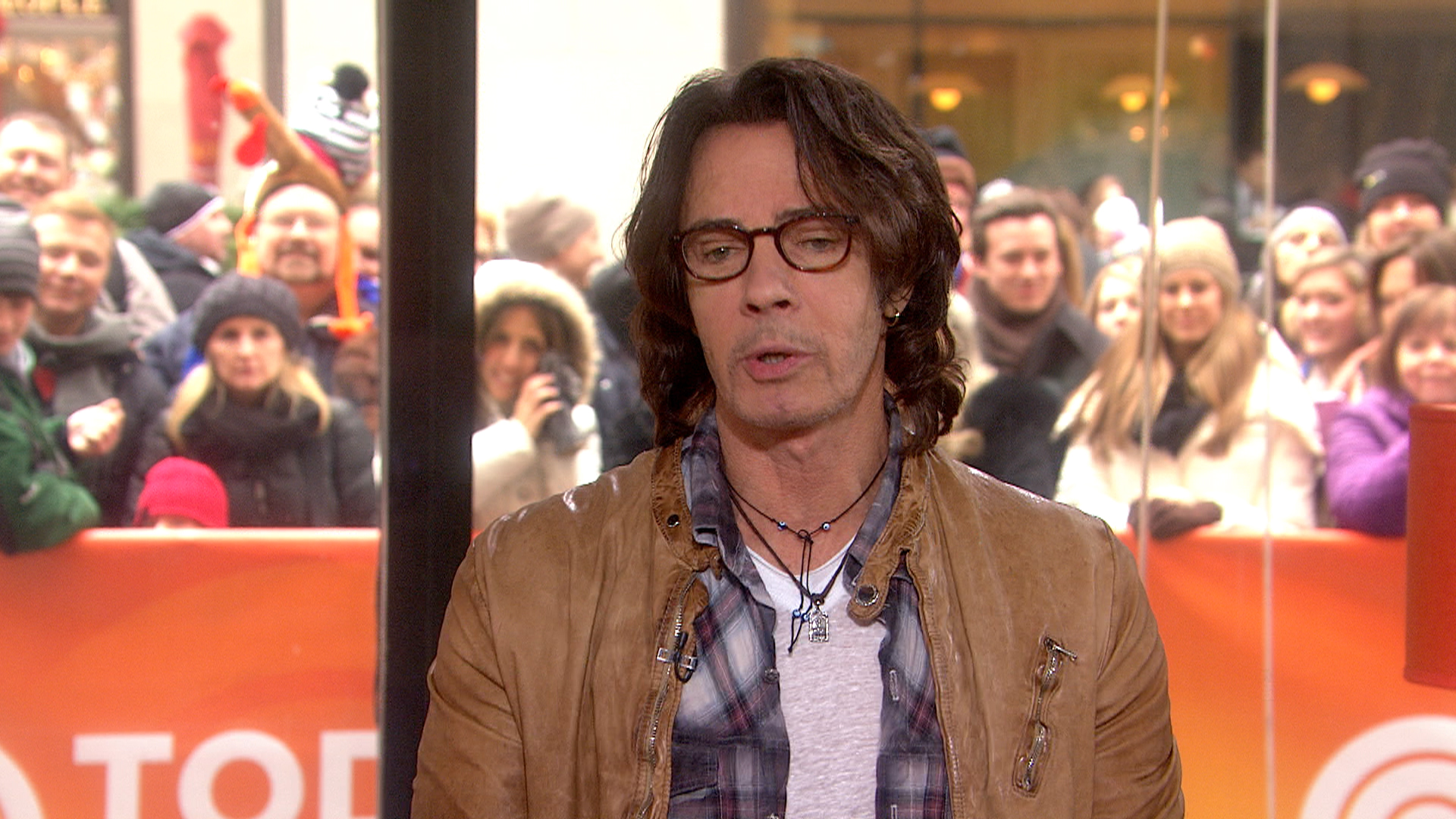 Image: Rick Springfield on TODAY