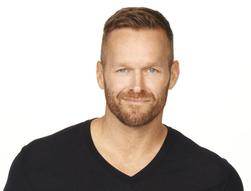 Trainer Bob Harper Gay 8