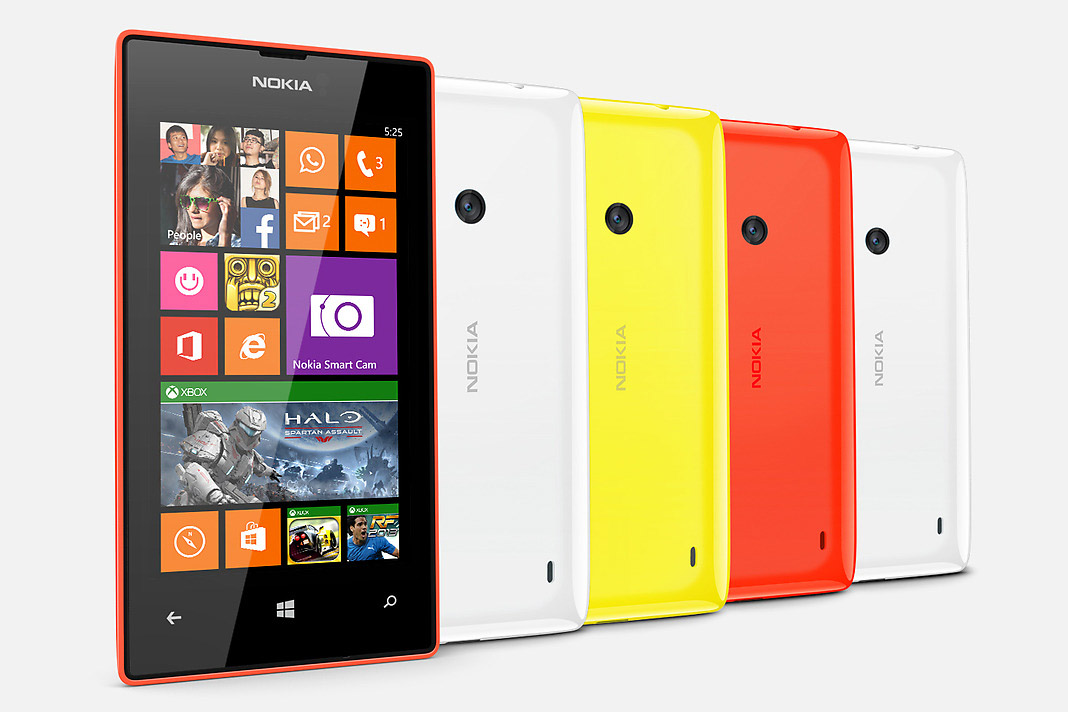 Nokia unveiled the Lumia 525, the successor to the Lumia 520, currently the most popular Windows Phone on the market.