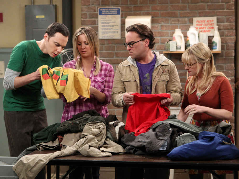 Image: Big Bang Theory