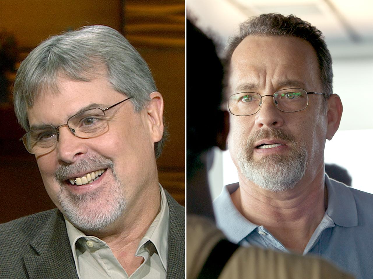 Image: Richard Phillips, Tom Hanks