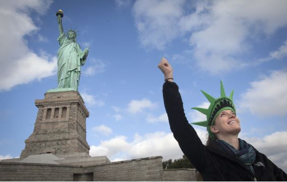 Statue of Liberty reopens