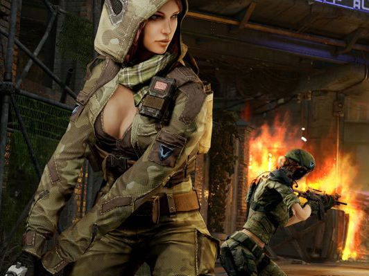 Sexualized portrayals of female characters in video games have always been controversial, as the backlash against Crytek's salacious representations of female soldiers in