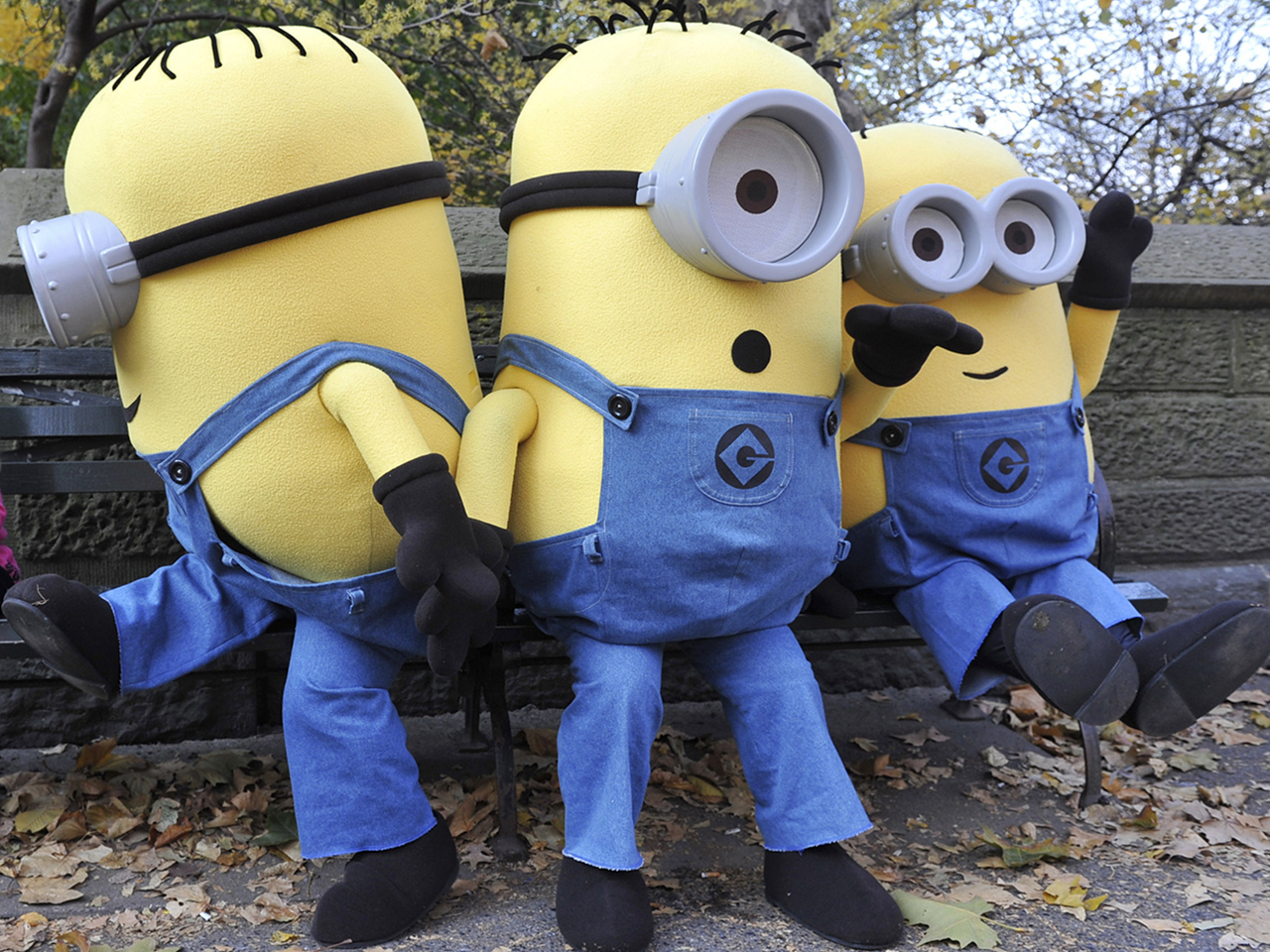 Most-searched Halloween costumes? Minions and Miley