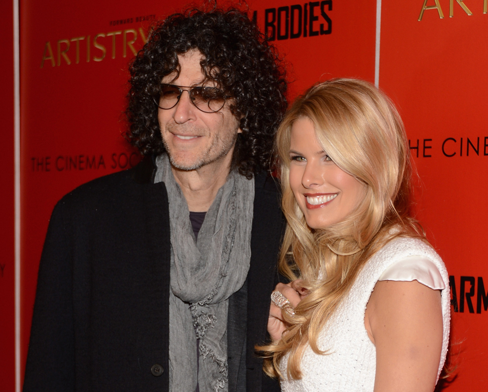 IMAGE: Howard and Beth Stern