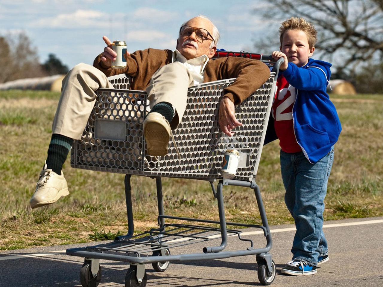 IMAGE: Jackass Presents: Bad Grandpa
