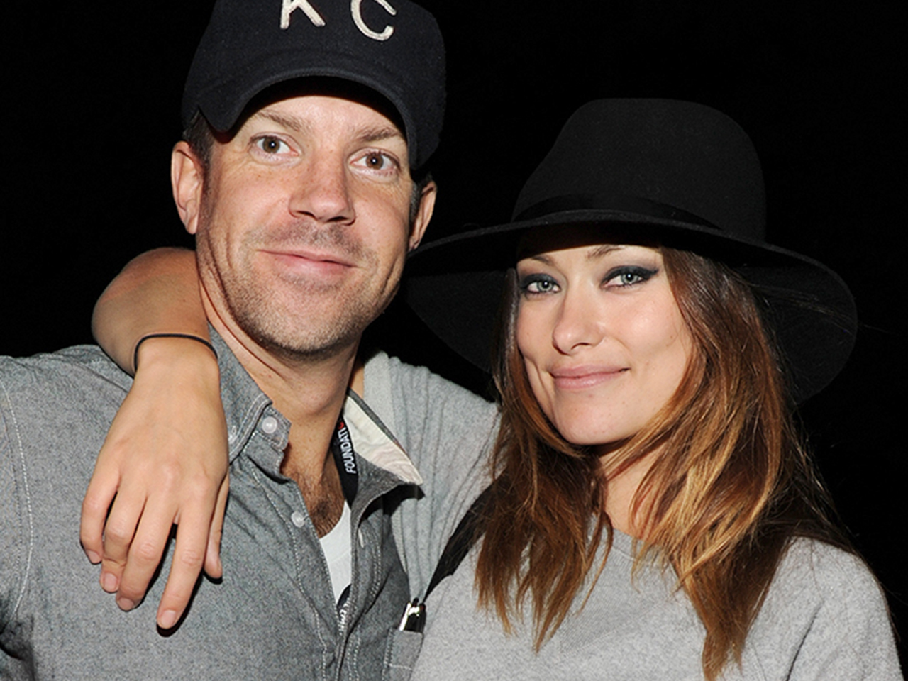 Jason Sudeikis and Olivia Wilde met on the set of