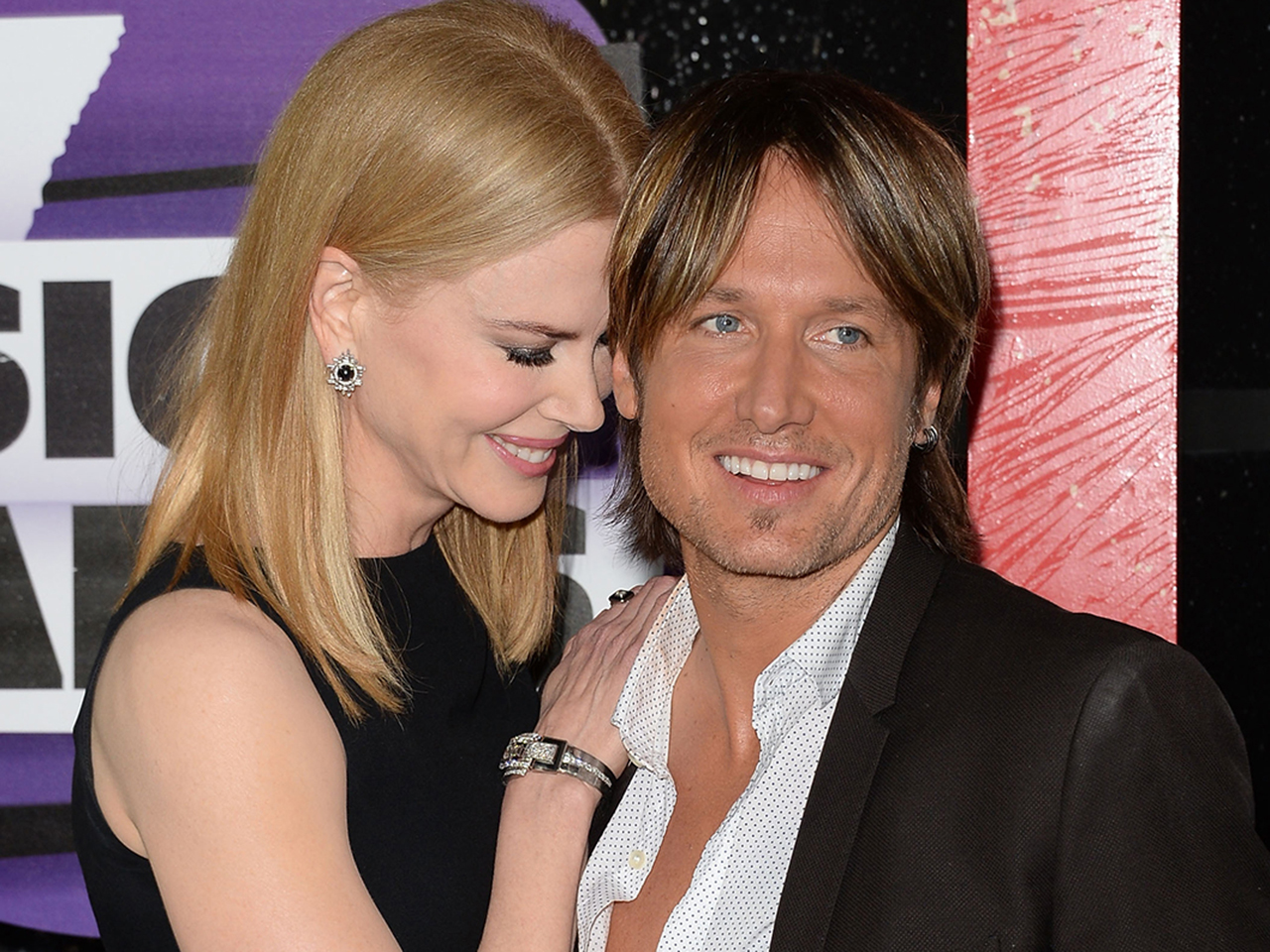 Nicole Kidman Admits She Barely Knew Keith Urban On: Keith Urban: Nicole Kidman And I Do 'nice Sex Texting