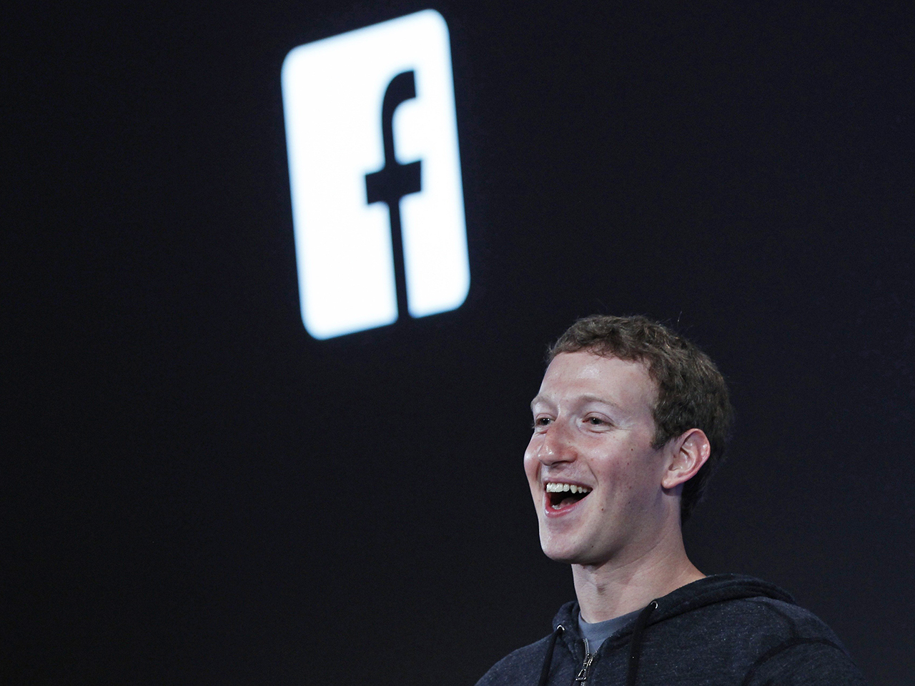 Mark Zuckerberg, Facebook's co-founder and chief executive