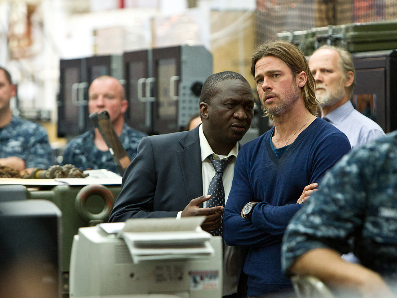 IMAGE: World War Z