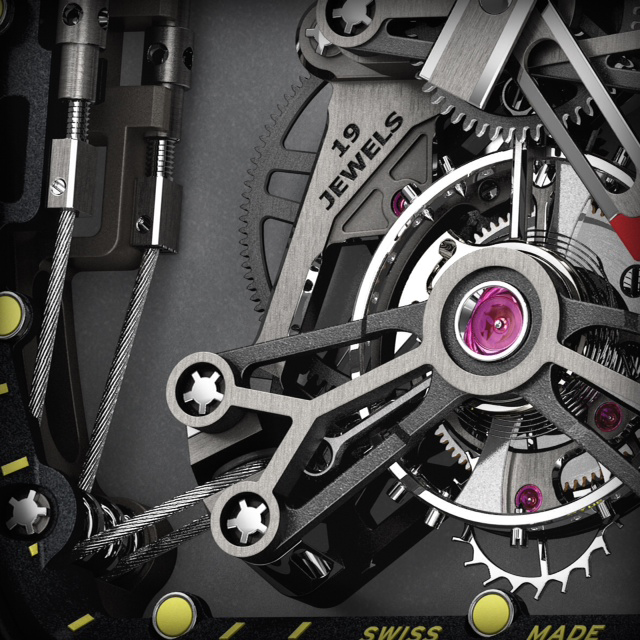 Rafa Nadal S 690 000 Watch Is Part Of His Game Now