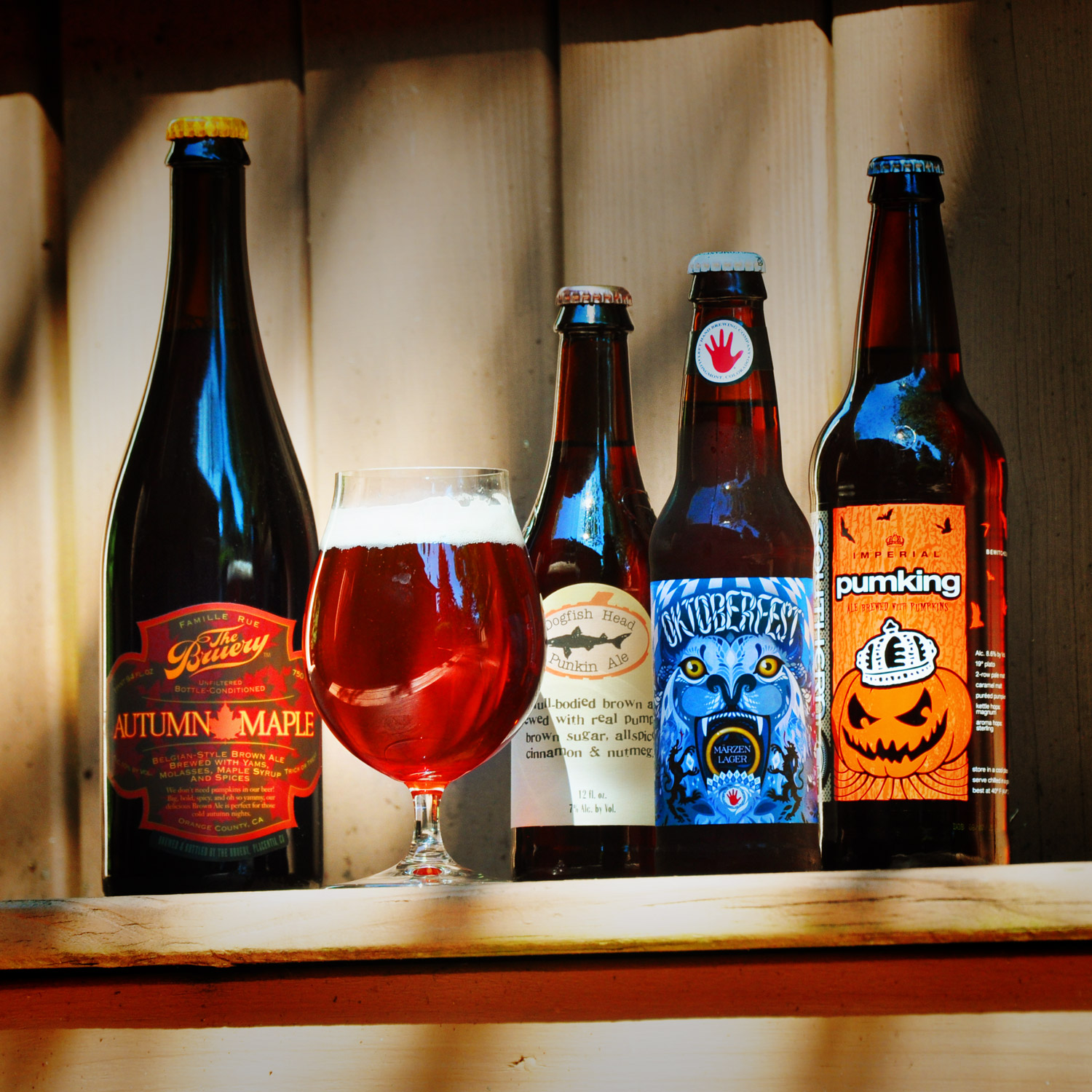 9 Best Seasonal Beers For Fall, From Oktoberfest To