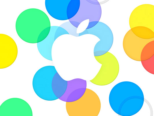 Apple color invite
