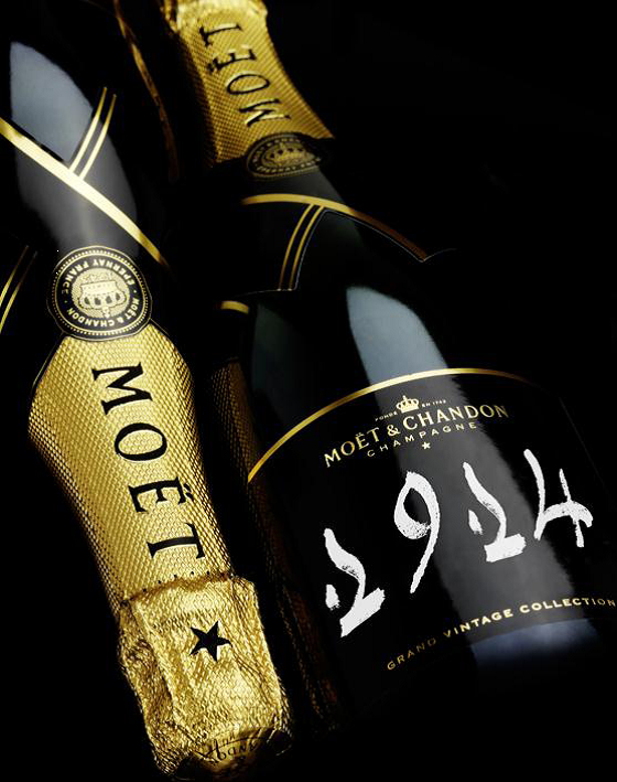 Sotheby's is planning to auction six bottles of 1914 Moet & Chandon Champagne this fall, with each bottle expected to fetch an estimated $3,800 to $5,000.