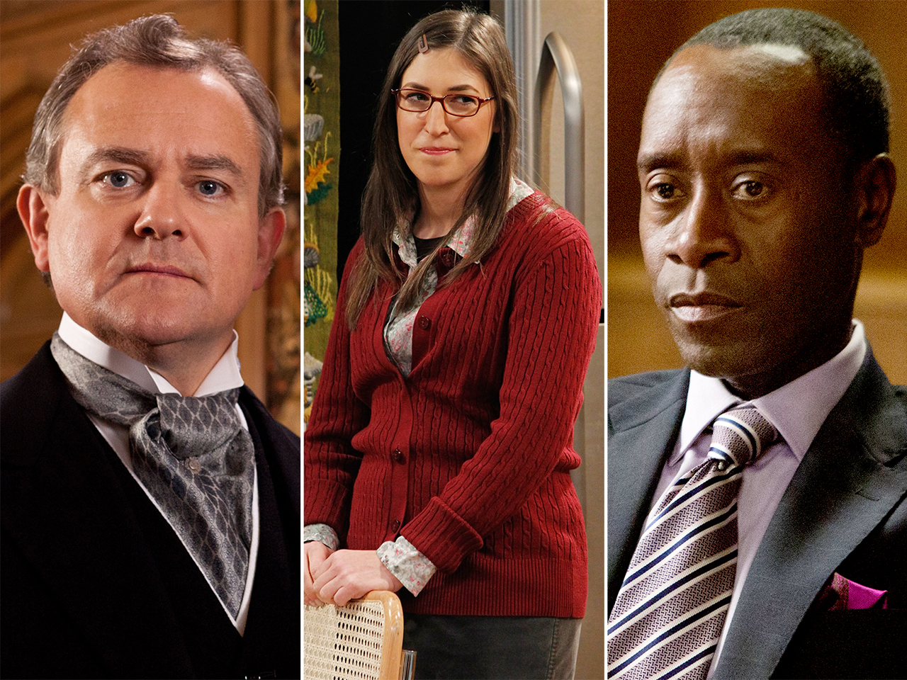 Emmy nominees Hugh Bonneville, Mayim Bialik and Don Cheadle pick their favorite moments.