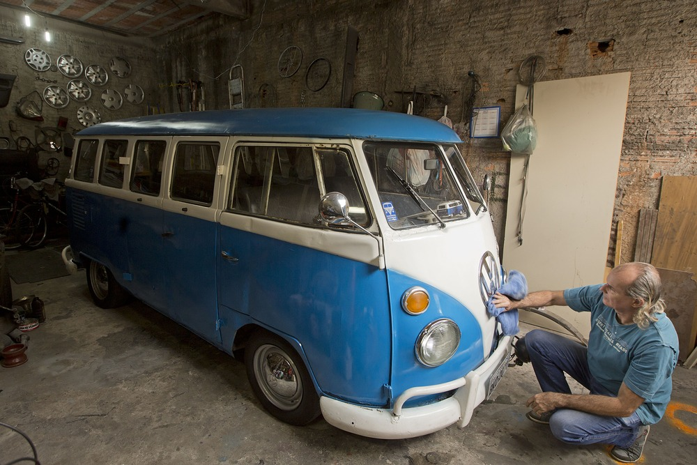 Brazil is the last place in the world still producing the iconic vehicle, or