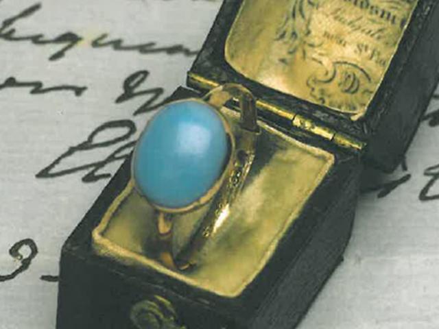 Kelly Clarkson Ring Jane Austen