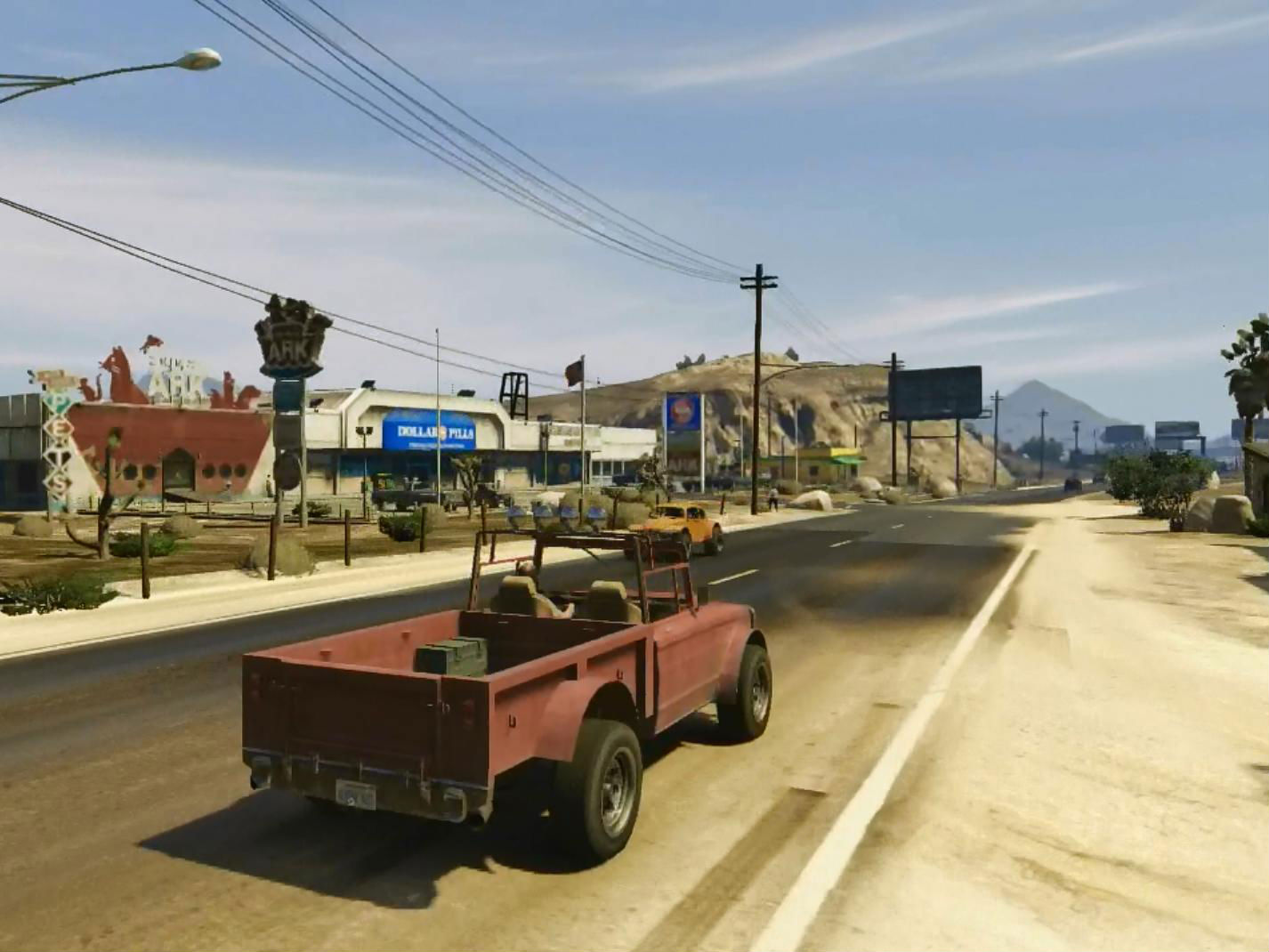 Rockstar Games hasn't found a solution for the mysterious case of disappearing cars in