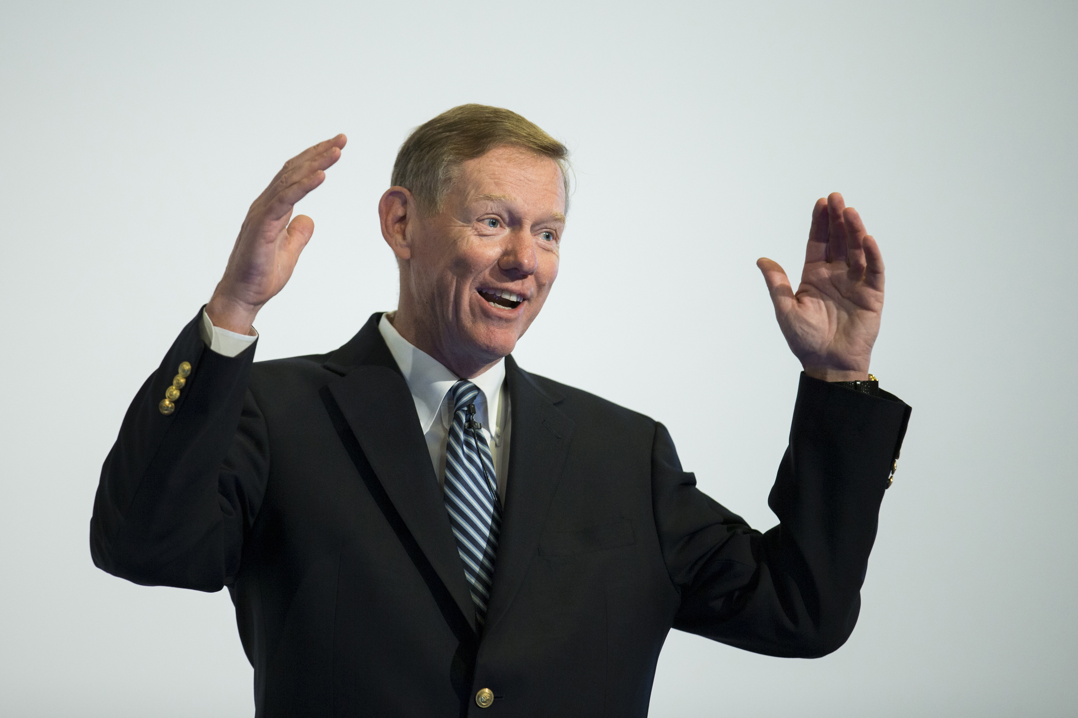 Alan Mulally, president and CEO of Ford Motor Co., is reportedly the frontrunner to replace Steve Ballmer as CEO of Microsoft.