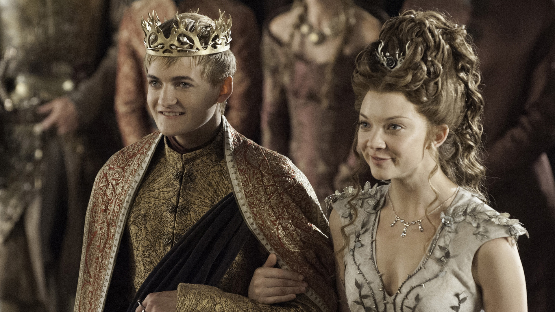 Game Of Thrones Star Natalie Dormer Purple Wedding Death Was