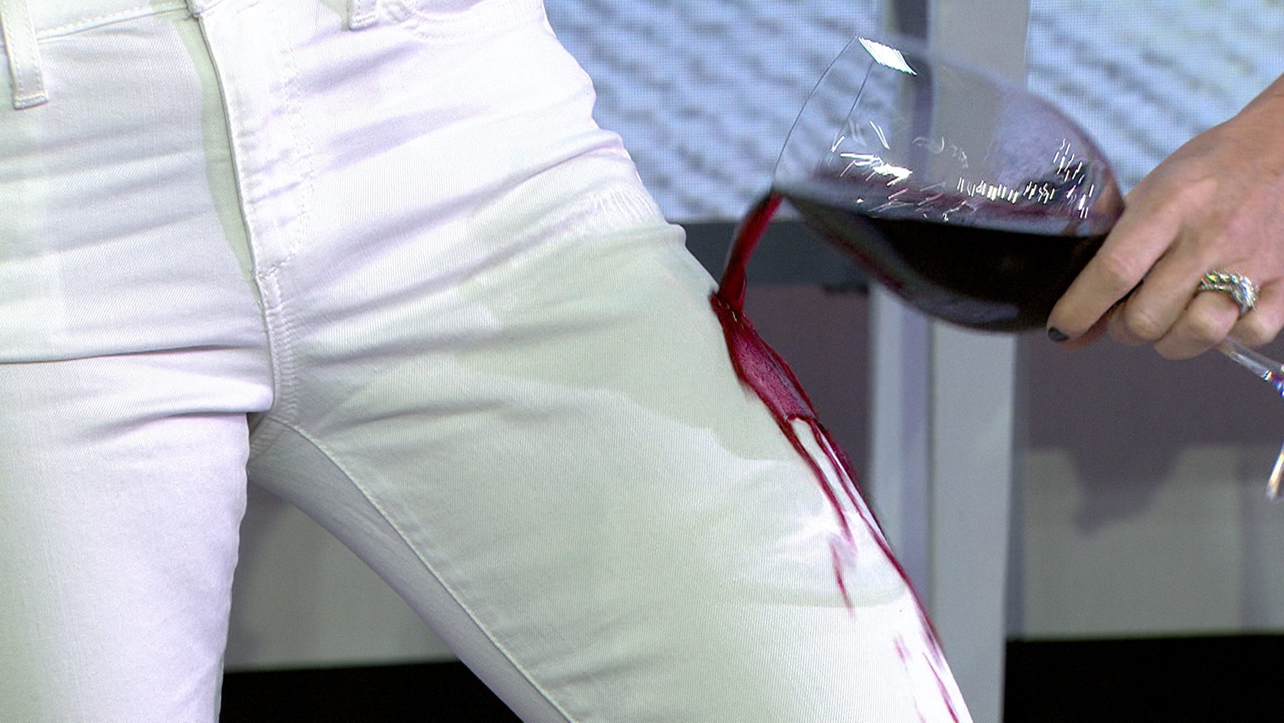 Stain-resistant white jeans? TODAY tests new denim line - TODAY.com