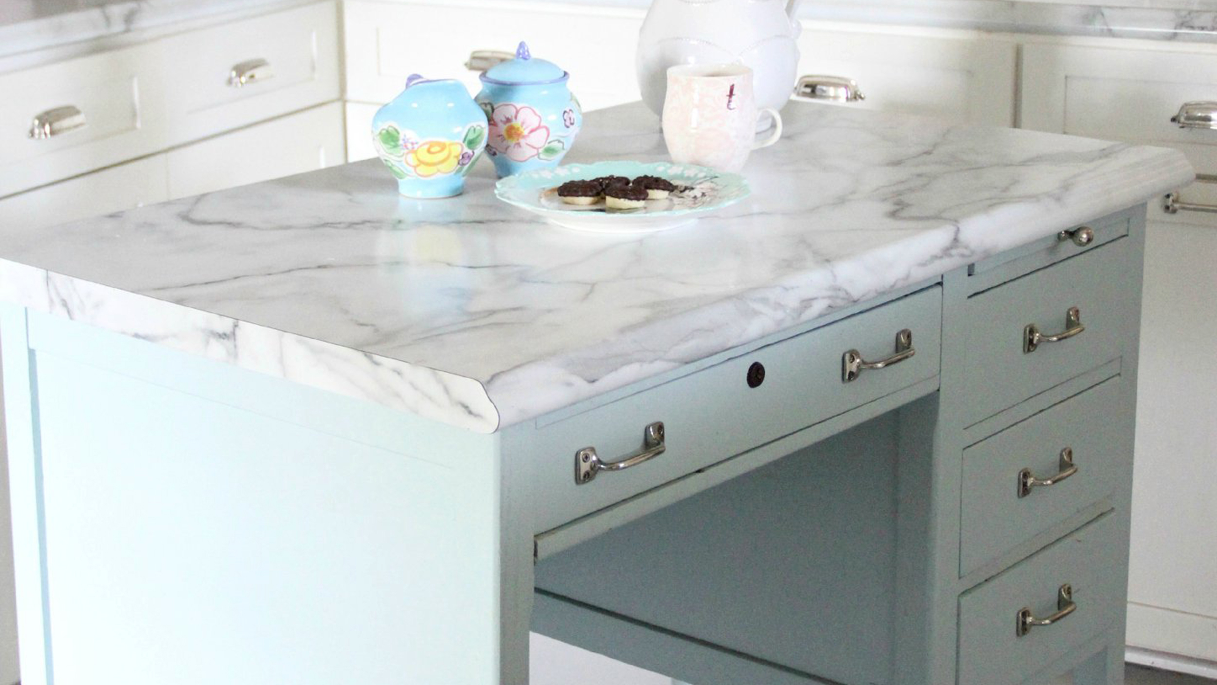 Add extra counter space with these 5 D I Y kitchen islands TODAY
