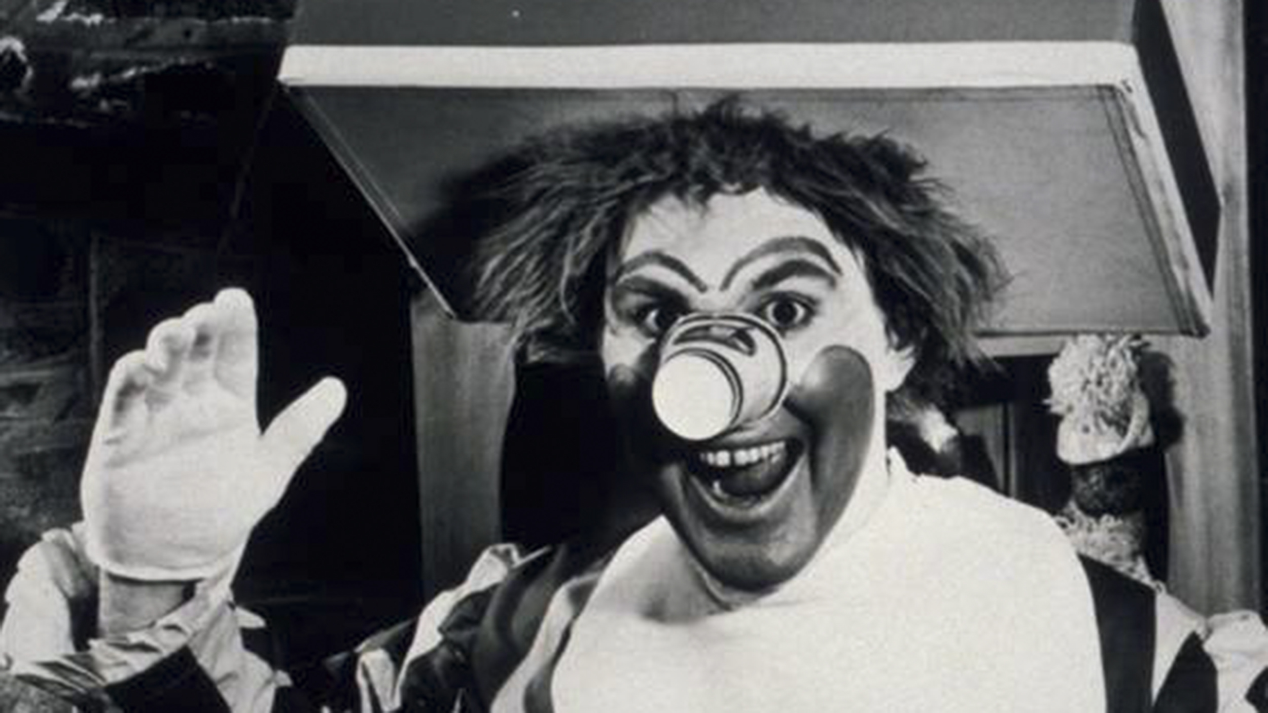 French fry flashback! Willard Scott was Ronald McDonald in ...