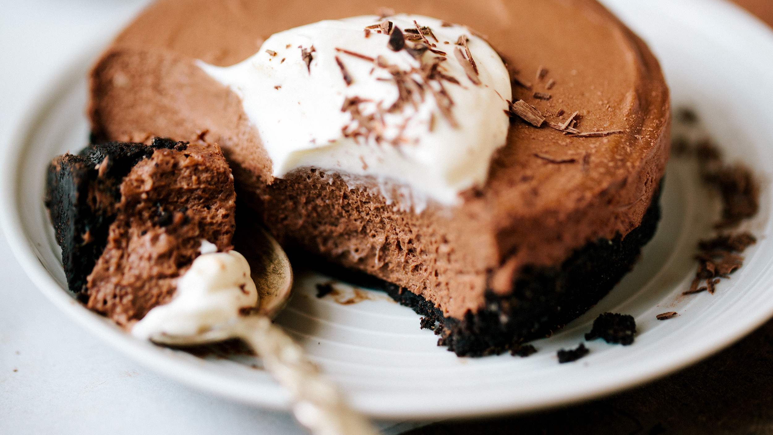 How To Make Italian Chocolate Ice Cream