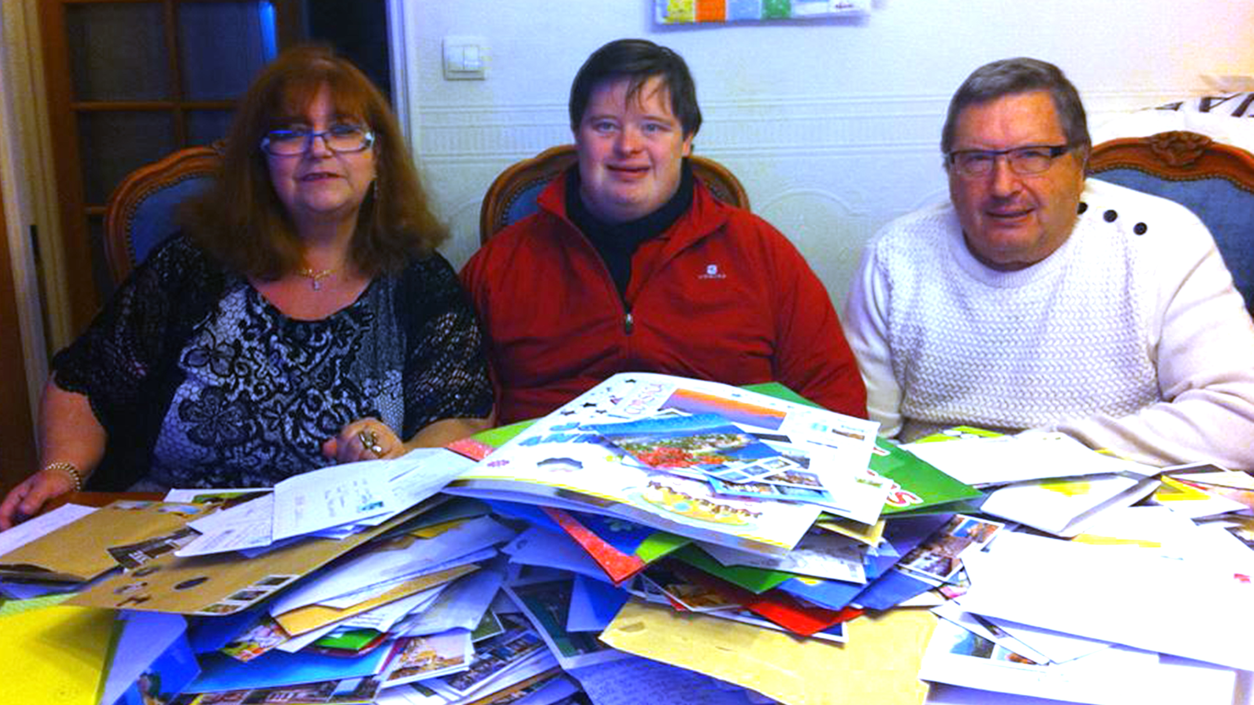 Man With Down Syndrome Gets 42000 Birthday Cards After Dads Facebook Plea