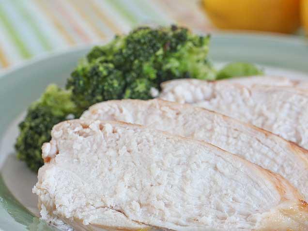 Lemon-balsamic marinated chicken breasts - TODAY.com